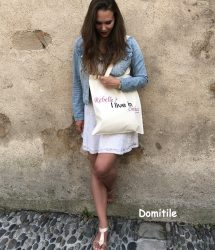 Tote bag Rebelle. Orthez