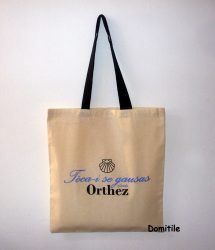 Tote bag Orthez Créations Domitile