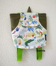 sac à dos enfant artisanal