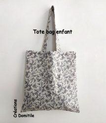 petit sac nounou fille tissu liberty